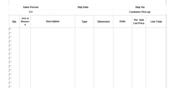 Truck-Load-Sheet-Template