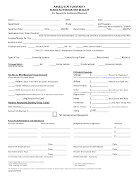 Business Form Templates
