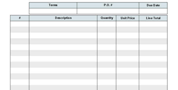 Consultant Invoice Consulting Invoice Spreadsheet Templates for Business