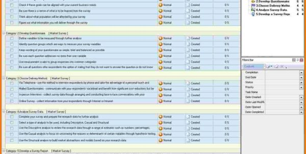 Customer Spreadsheet Template