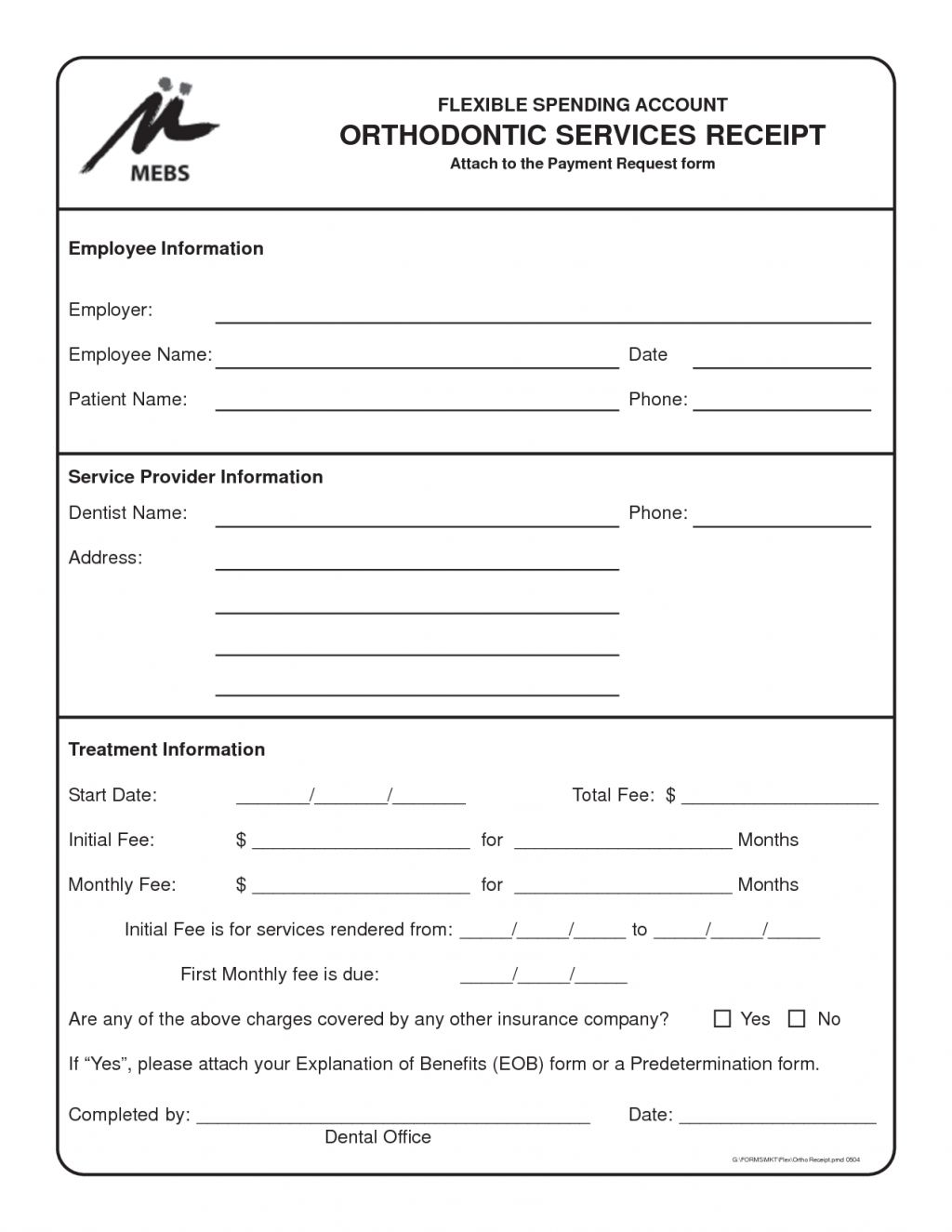 dental invoice spreadsheet templates for busines dental