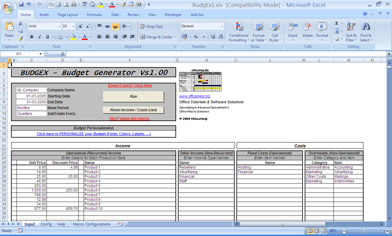 advanced excel spreadsheet templates excel spreadsheet