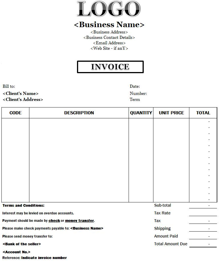 Free Invoice Templates Invoice Templates For Mac Spreadsheet Templates for Busines Spreadsheet Templates for Busines Free Invoice Software For Mac