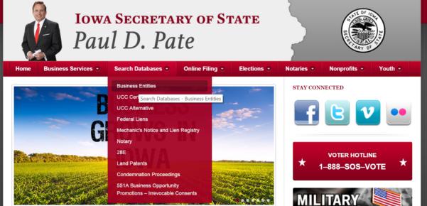 Hawaii Secretary Of State