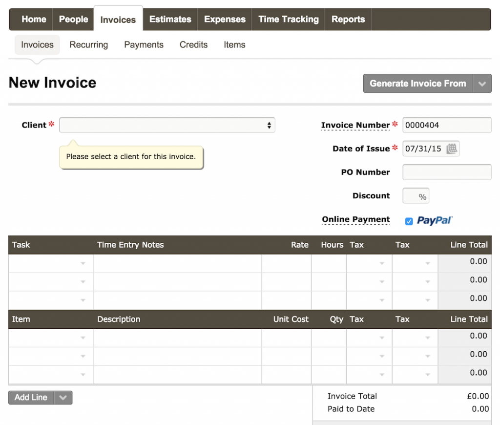 How Do You Send An Invoice Through Paypal