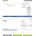 Quickbooks Invoice Template Export