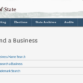 State Of Oregon Business Registration