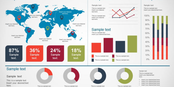 10 Best Dashboard Templates For Powerpoint Presentations With Sales Forecast Presentation Template
