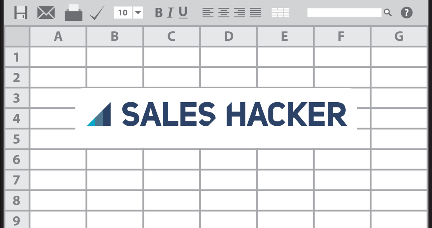 10 Free Sales Excel Templates For Fast Pipeline Growth Inside Sales Tracking Spreadsheet Template