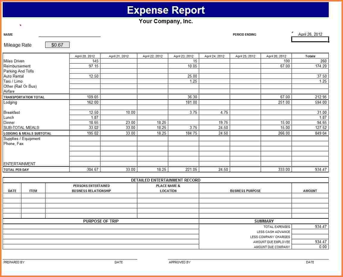 10 Self Employed Spreadsheet Template | Excel Spreadsheets Group within Self Employed Spreadsheet Templates