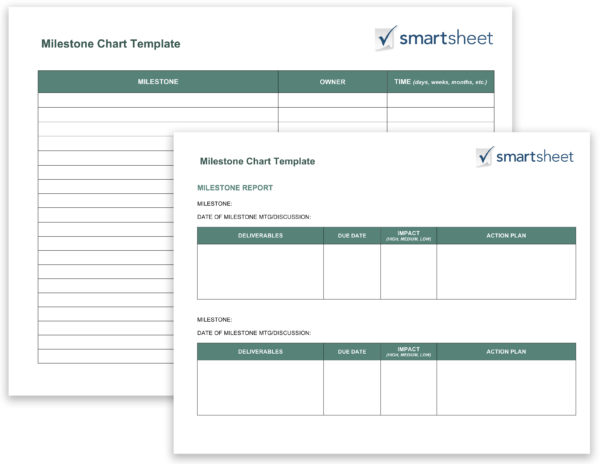 14 Free Program Management Templates | Smartsheet Within Project Management Templates Pmbok