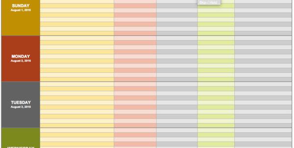 15 Free Task List Templates   Smartsheet To Task Tracking Spreadsheet Template