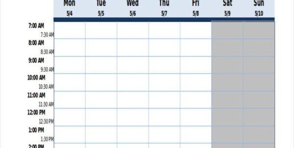 2  10 Hour Shift Schedule Templates   Pdf | Free & Premium Templates With Employee Shift Schedule Template Employee Shift Schedule Template Example of Spreadsheet