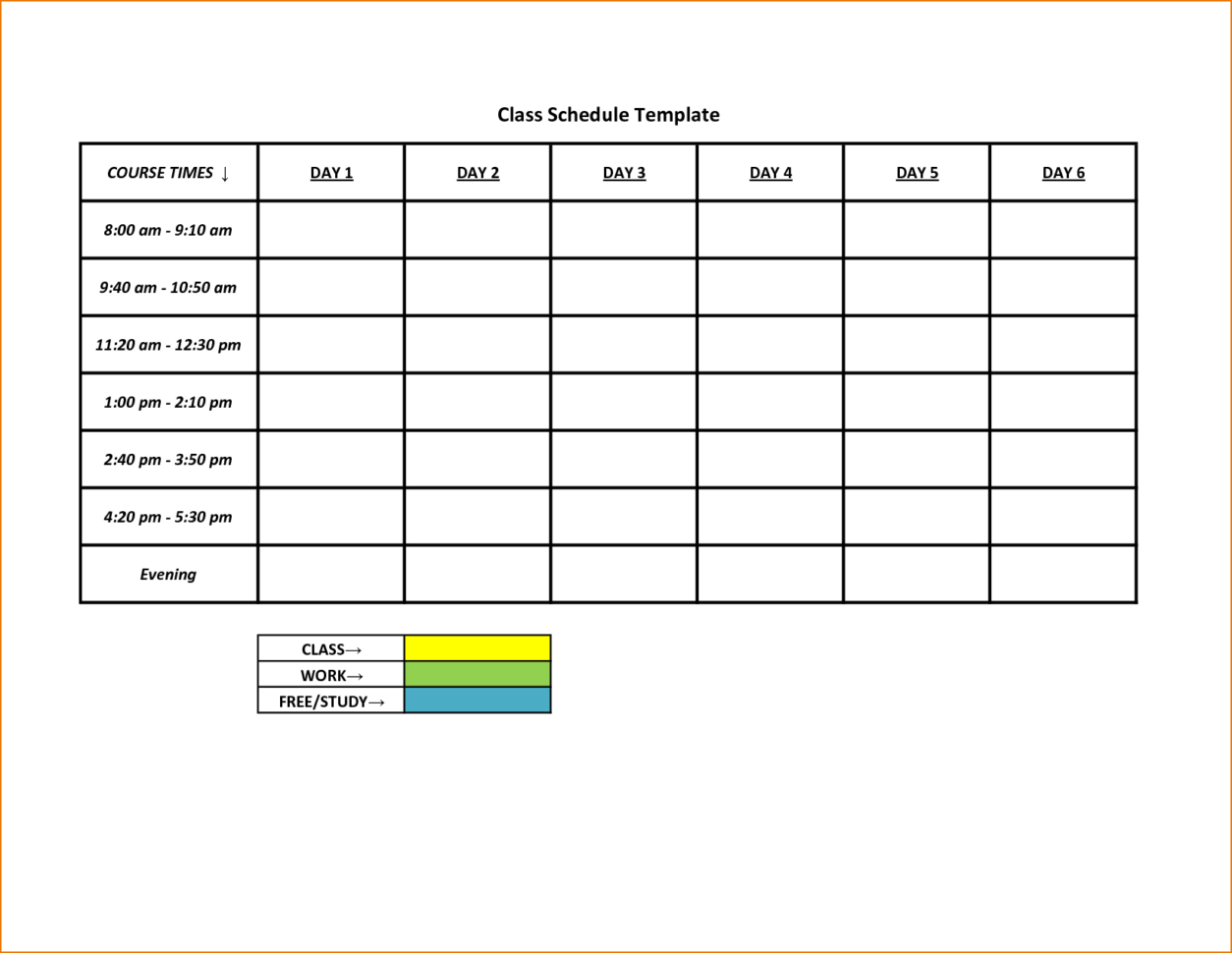 4  Work Schedule Templates | Teknoswitch For Employee Schedule Templates