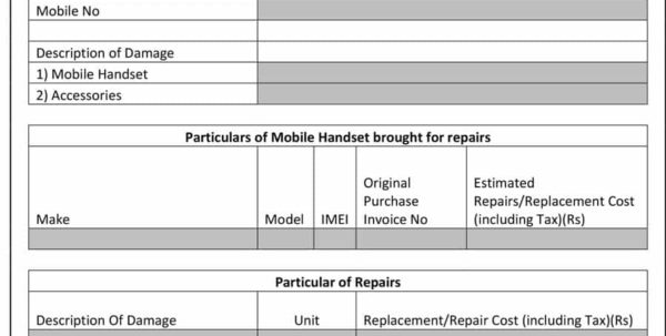 44 Free Estimate Template Forms [Construction, Repair, Cleaning] With Estimating Templates For Construction