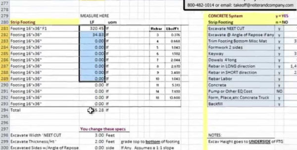48 Awesome Free Construction Estimate Template Excel Collection In Construction Estimating Templates For Excel Free