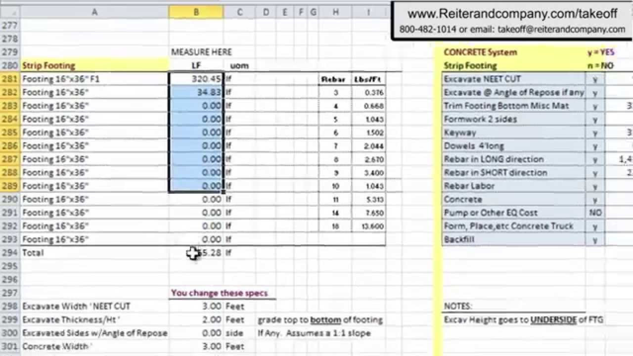 construction estimating templates for excel free example of spreadshee construction estimating. Black Bedroom Furniture Sets. Home Design Ideas