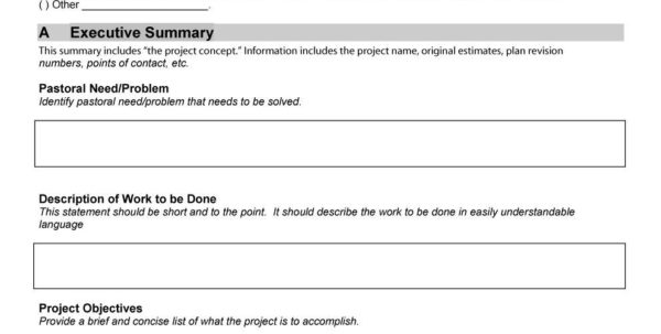 48 Professional Project Plan Templates [Excel, Word, Pdf]   Template Lab For Project Management Template Free Download