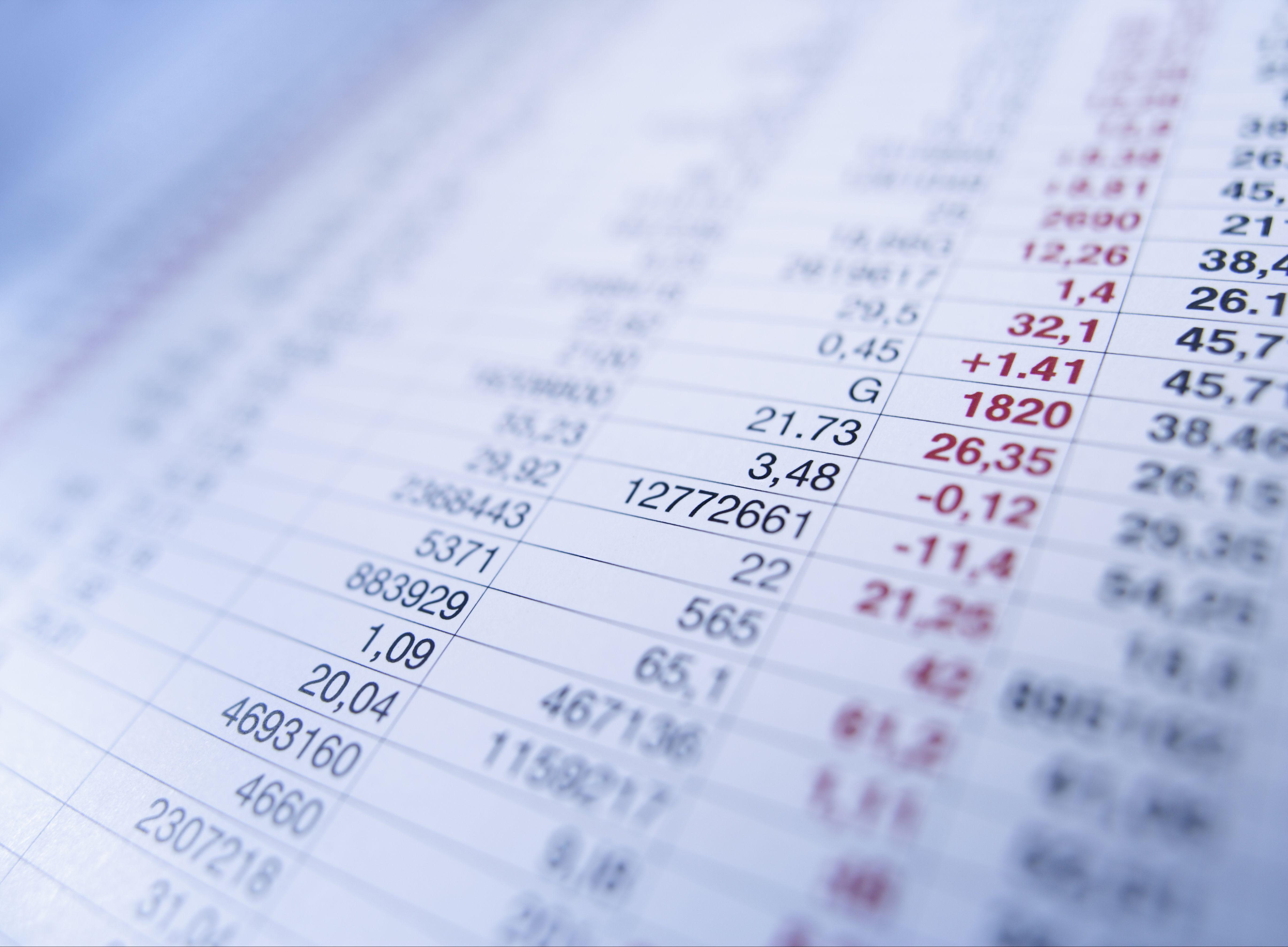 5 Free Spreadsheet Programs To Free Spreadsheet Programs