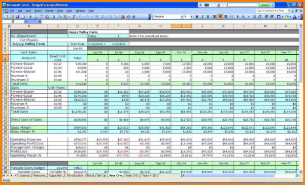 5  Small Business Accounts Excel Template | Phoenix Officeaz For Accounting Templates In Excel