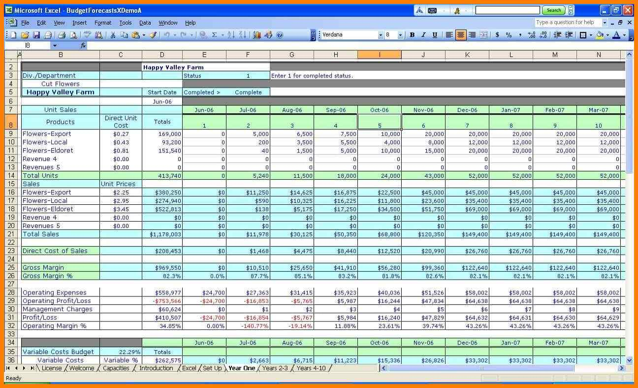 5+ Small Business Accounts Excel Template   Phoenix Officeaz For Accounting Templates In Excel