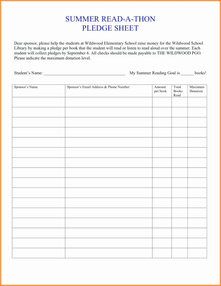 50 Fresh Goodwill Donation Spreadsheet Template   Documents Ideas Throughout Donation Spreadsheet Template