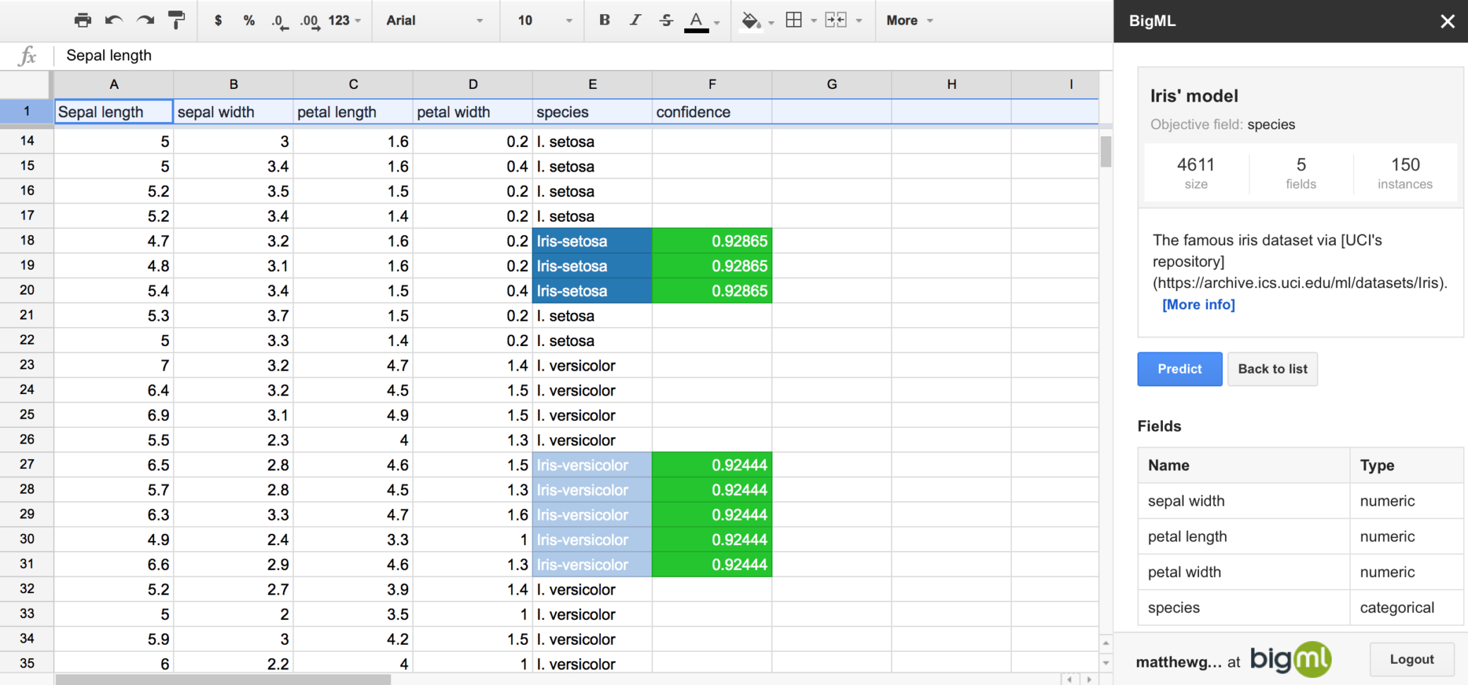 50 Google Sheets Add Ons To Supercharge Your Spreadsheets   The Intended For Google Spreadsheet