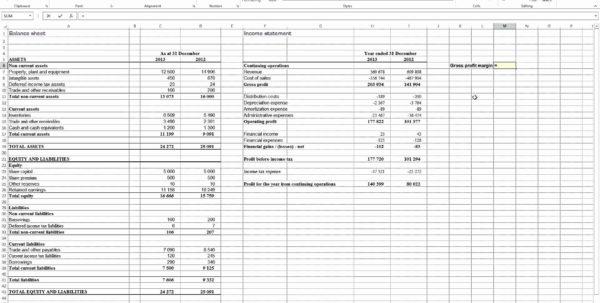 50 Inspirational Self Employed Spreadsheet Templates   Documents In Self Employed Spreadsheet Templates