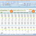 6 Excel Cash Flow Spreadsheet | Balance Spreadsheet Throughout Cash Within Cash Flow Excel Spreadsheet Template