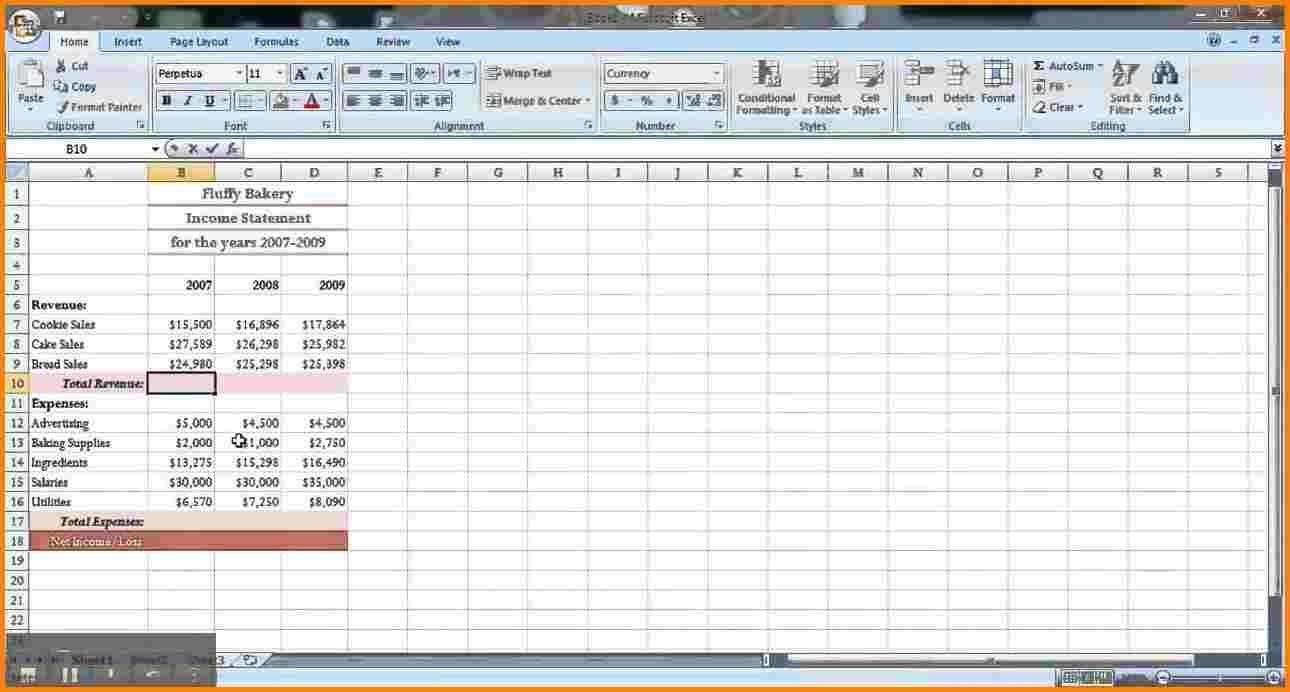 6 Microsoft Excel Spreadsheet Templates | Balance Spreadsheet And Inside Ms Excel Spreadsheet Templates
