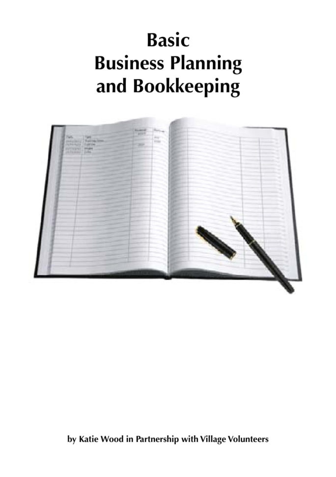 7  Bookkeeping Business Plan Examples   Pdf In Bookkeeping Business Plan Example