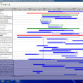 7 Gantt Chart Alternatives To Build In Lucidchart | Lucidchart Blog To Gantt Chart Template Microsoft Project