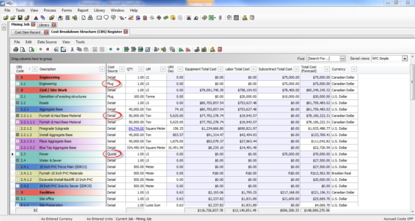 A Plus Certification Cost Exclusive Construction Cost Breakdown Throughout Construction Costs Spreadsheet
