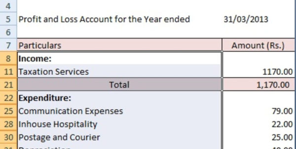 Abcaus Excel Accounting Template   Download In Excel Double Entry Bookkeeping Template Free