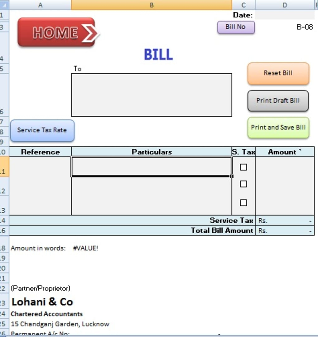 Abcaus Excel Accounting Template   Download Throughout Excel Accounting Templates