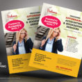 Accounting & Bookkeeping Services Flyers Corporate Identity Template With Bookkeeping Flyer Template