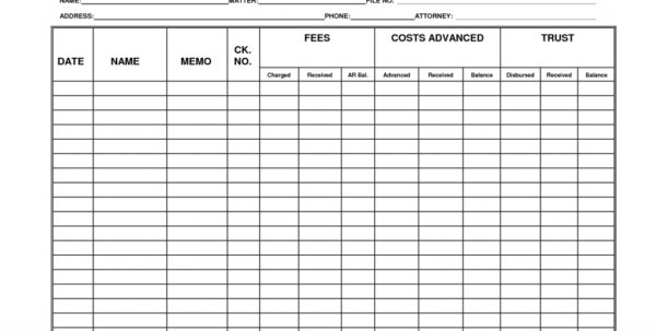 Accounting Ledger Template Free 2   Down Town Ken More To Free General Ledger Template
