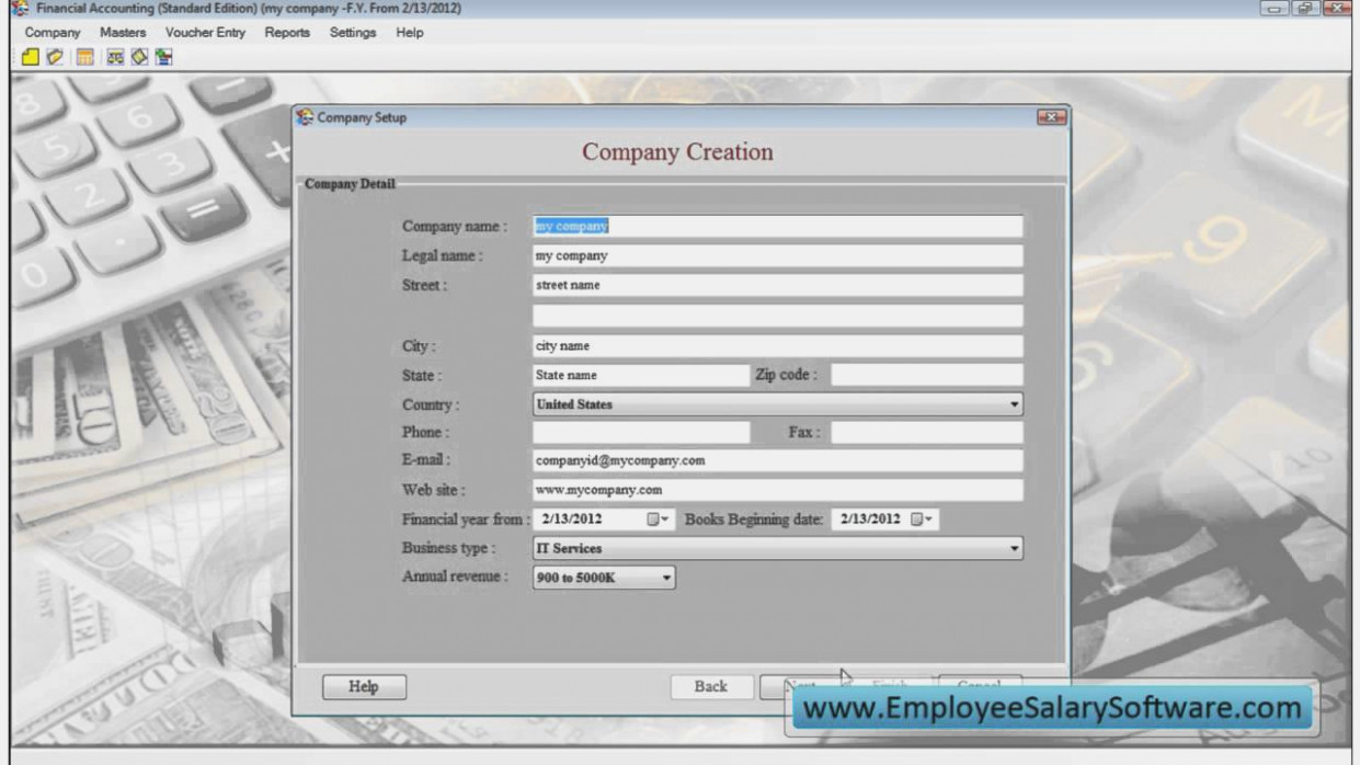 Accounting Software Billing Software Small Business Inventory Inside Business Invoice Program