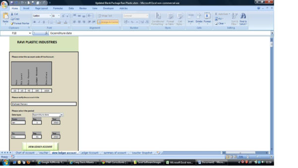 Accounting Software In Excel Ideal Of Small Businesses With Google Bookkeeping Software