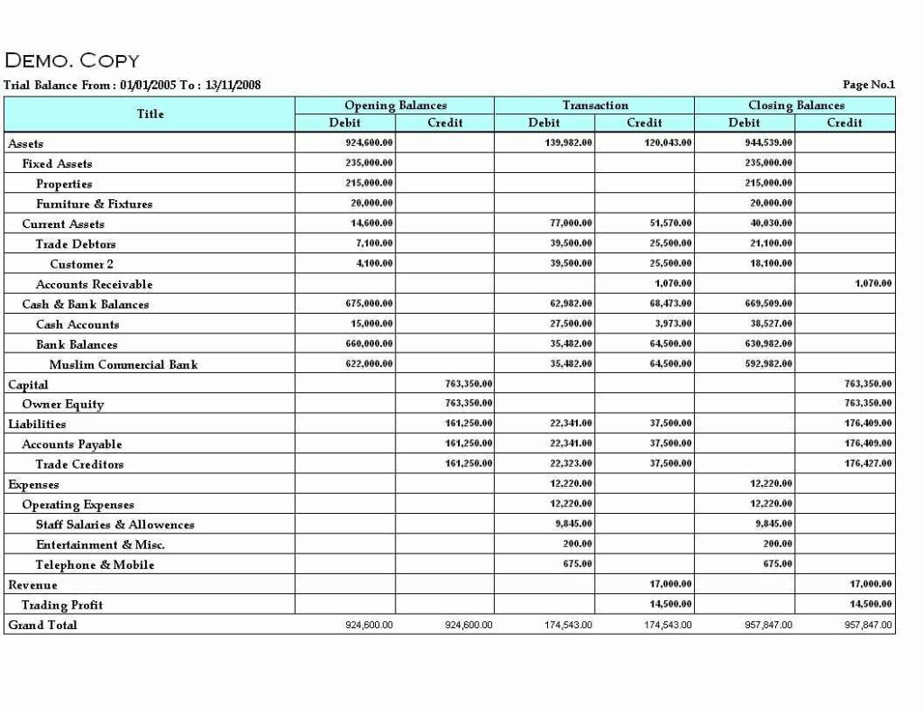 Accounting Spreadsheet Templates | Hynvyx In Church Bookkeeping Spreadsheet