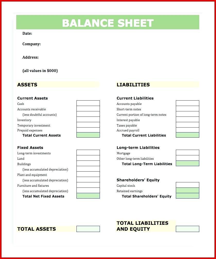 Accountsivable Spreadsheet Template Balance Sheet Example Free Of for Accounts Payable Spreadsheet Template