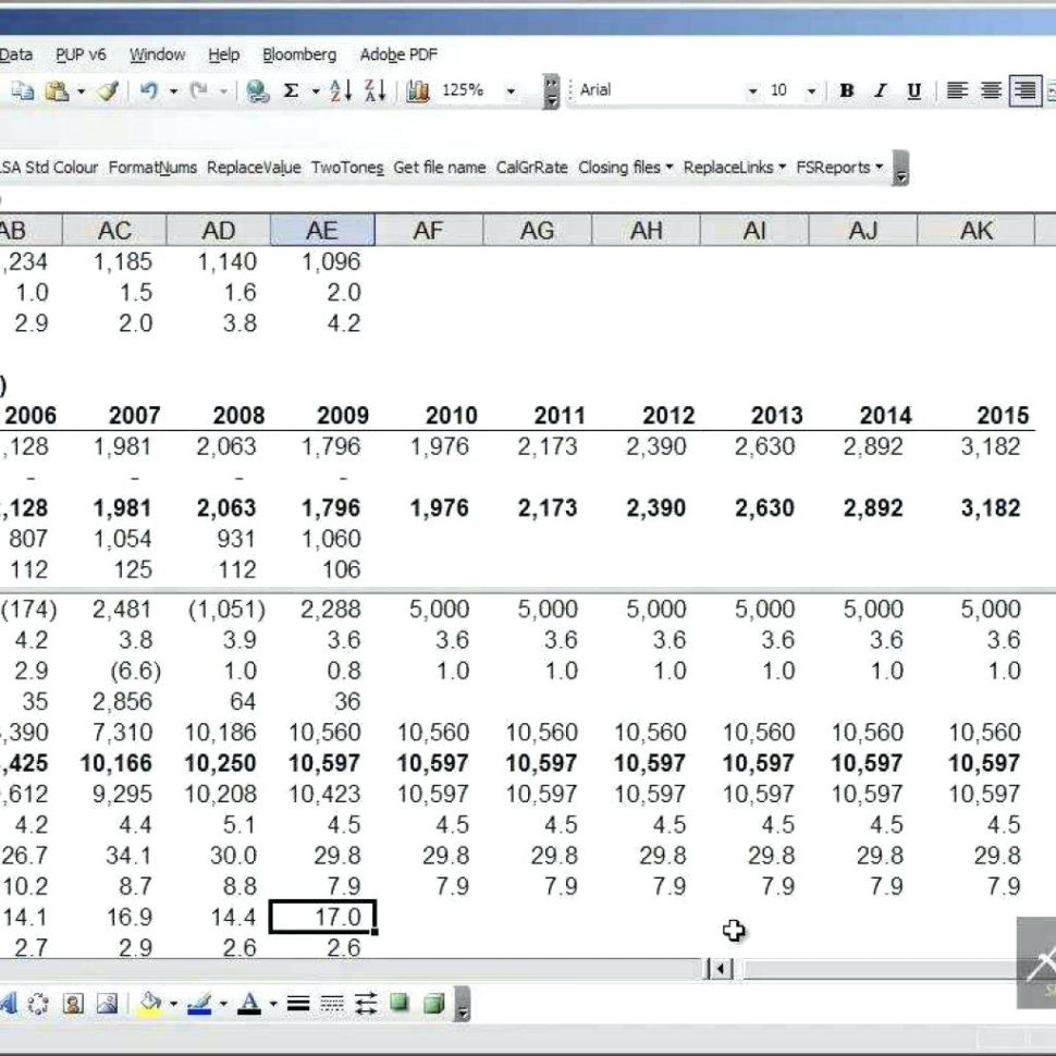 Balance Sheet Format In Excel With Formulas | Khairilmazri Inside Balance Sheet Format In Excel With Formulas