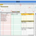Best Photos Of 2015 Monthly Calendar Template Excel Spreadsheet For Calendar Spreadsheet