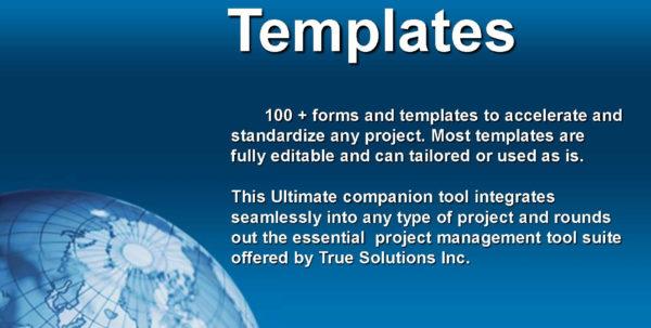 Best Project Management Editable Templates Ready To Use Now In Project Management Templates In Word