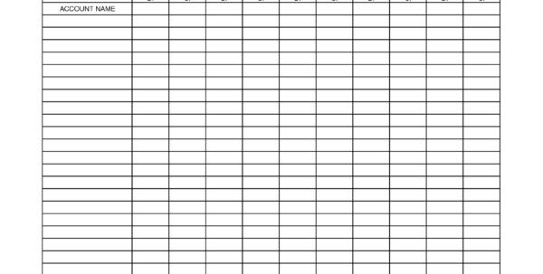 Blank Balance Sheet | Khairilmazri With Blank Trial Balance Sheet