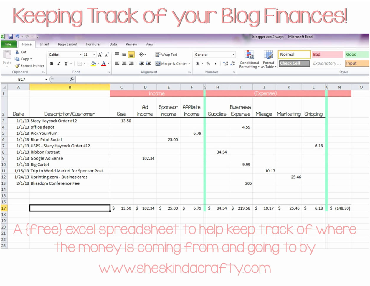 Blank Expense Sheet Beautiful Free Spreadsheet Templates For Small With Expense Tracking Spreadsheet Template