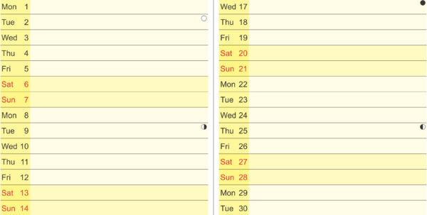 Blank Monthly Calendar Templates Spreadsheet Templates Password With Password Spreadsheet