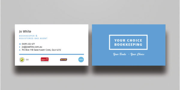 Bookkeeper Business Cards | Andrewdismoremp To Bookkeeping Business Cards Templates Free