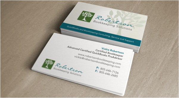 Bookkeeper Business Cards | Andrewdismoremp With Bookkeeping Business Cards Templates Free
