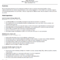 Bookkeeper Resume Sample   Resumelift With Bookkeeping Resume Templates